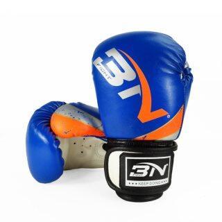 Găng Tay Muay Thai Boxing MMA BNRPO Pro 6OZ Cho Trẻ Em, Găng Luyện Tập Đấm Bốc, Võ Thuật, Trẻ Em Bé Trai Bé Gái thumbnail