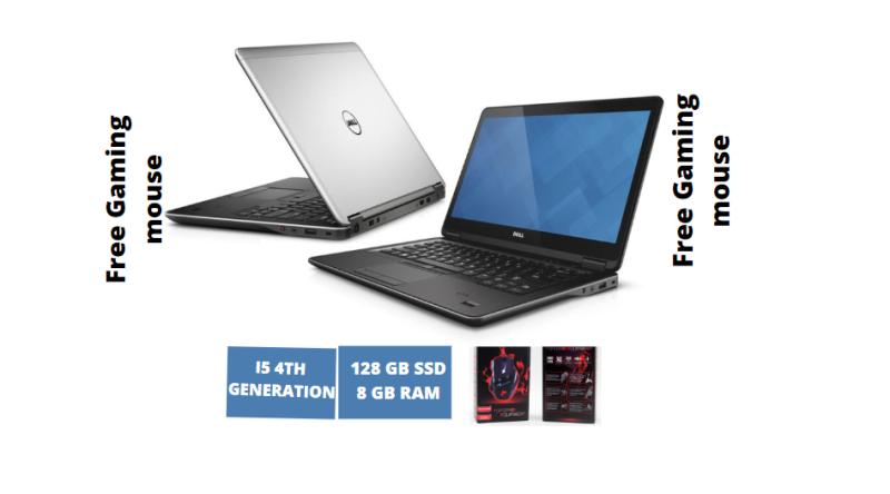 Dell Latitude E7240 - 12.5 - Core i5 4300U - 8 GB RAM - 128 GB SSD Malaysia