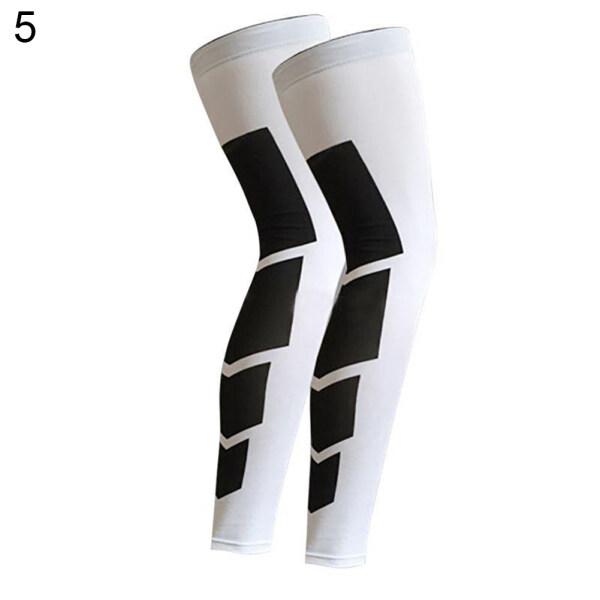 01 cái đai bó ống chân thể thao Honrane cho nam nữ bảo vệ chân chơi bóng rổ đi xe đạp - INTL