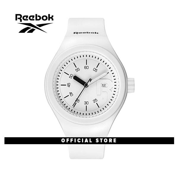 REEBOK CLASSIC RC-IGH-G3-PWIW-WB WHITE SILICON MEN WATCH Malaysia