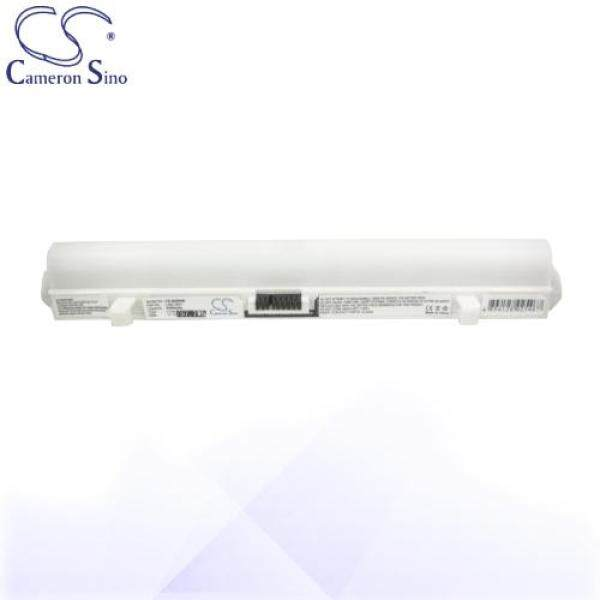 CameronSino Battery for Lenovo ideapad S10 20015 / S10 4231 / S10C Battery White L-IBS9HB