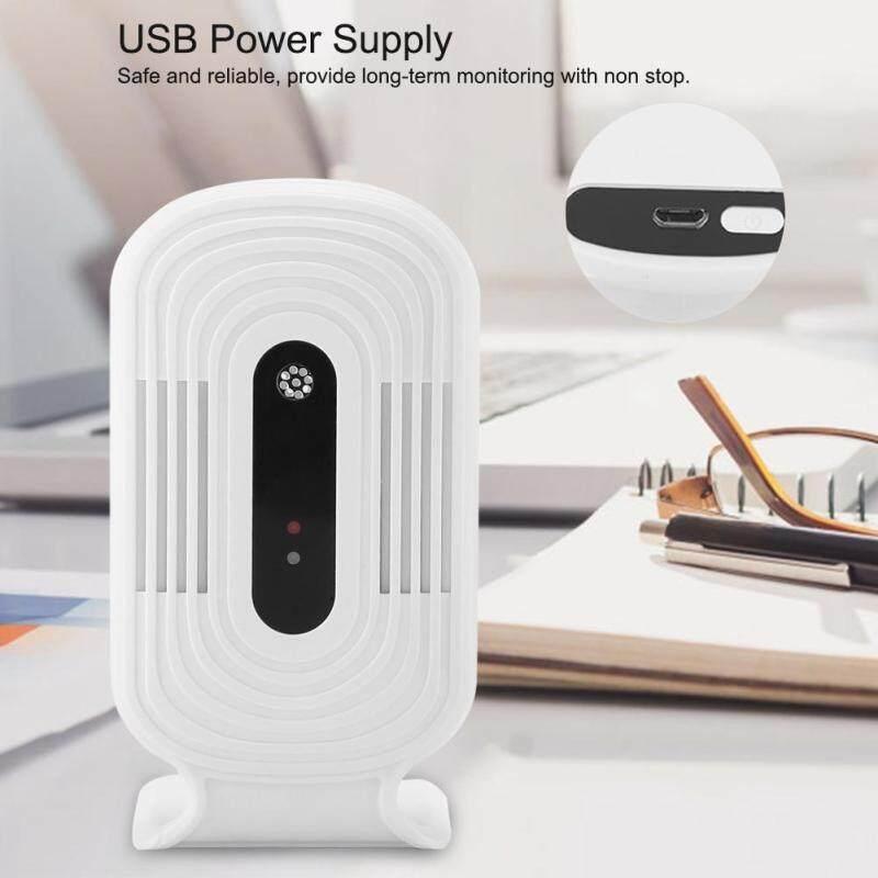 Bảng giá USB Wifi Chất Lượng Không Khí Bút Thử Điện Thông Minh Màn Hình Báo PM2.5 HCHO & TVOC & CO2 Máy Phân Tích