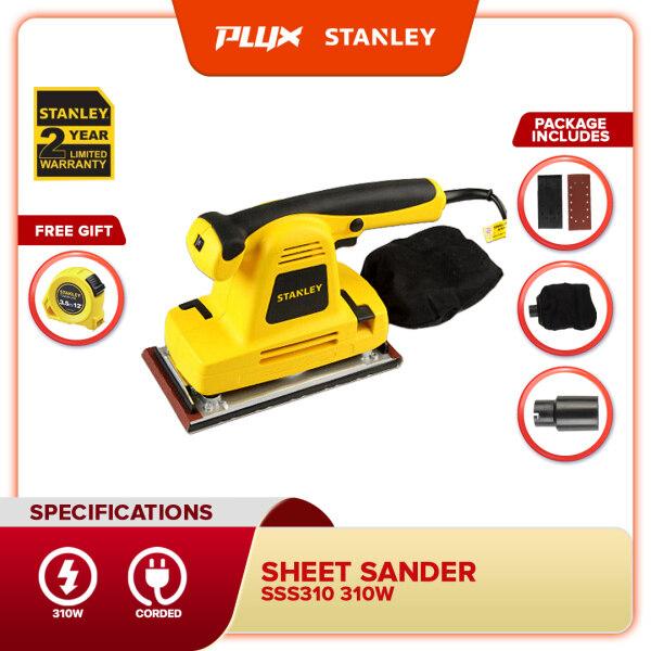 STANLEY SSS310-XD 310W 1/2  Sheet Sander (SSS310)