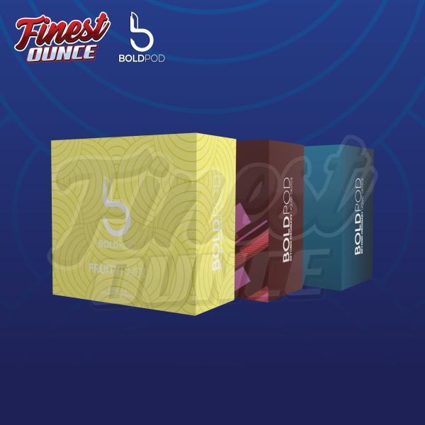 BOLDPOD Cartridge Flavour Malaysia