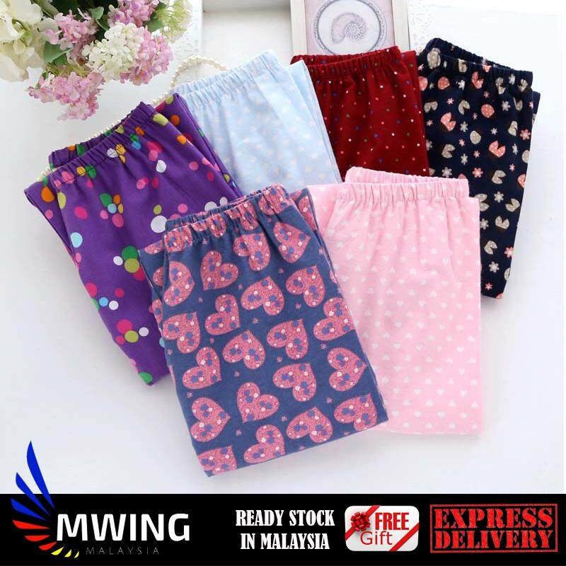 Mwing Wholesale Kids Legging New Fashion Full Length Leggings Casual Flower Print Tights Cotton Long Pants Legging For Girl Toddler Kids (random Design) : Mwing Trading By Mwing Trading.