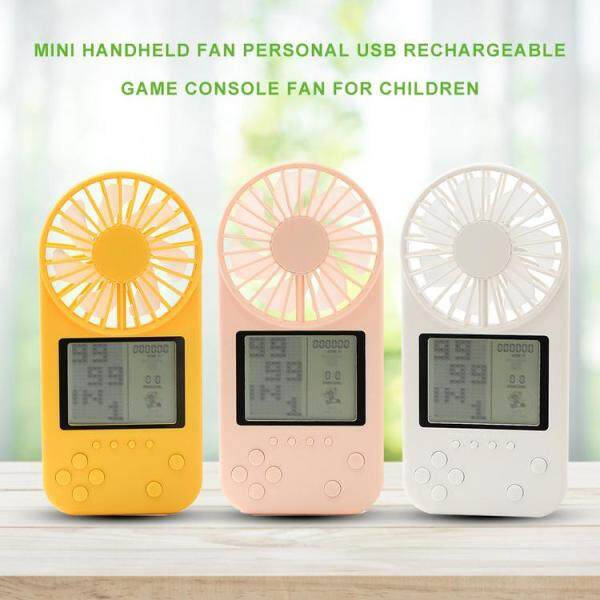 Quạt Nhỏ Cầm Tay Cá Nhân Có Thể Sạc Qua USB Bảng Điều Khiển Trò Chơi Fan Cho Trẻ Em