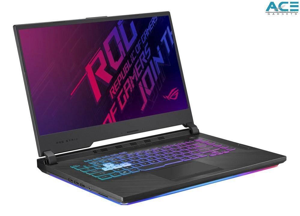 Asus ROG Strix G G531G-UAL078T Gaming Notebook *120Hz* (i7-9750H/8GB DDR4/512GB PCIe/GTX1660Ti 6GB/15.6 FHD/Win10) Malaysia