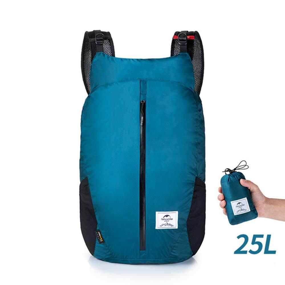 I-Cloud Outer Shoulder Folding Backpack Ultra Light Waterproof And Light Travel Storage Bag By I-Cloud.