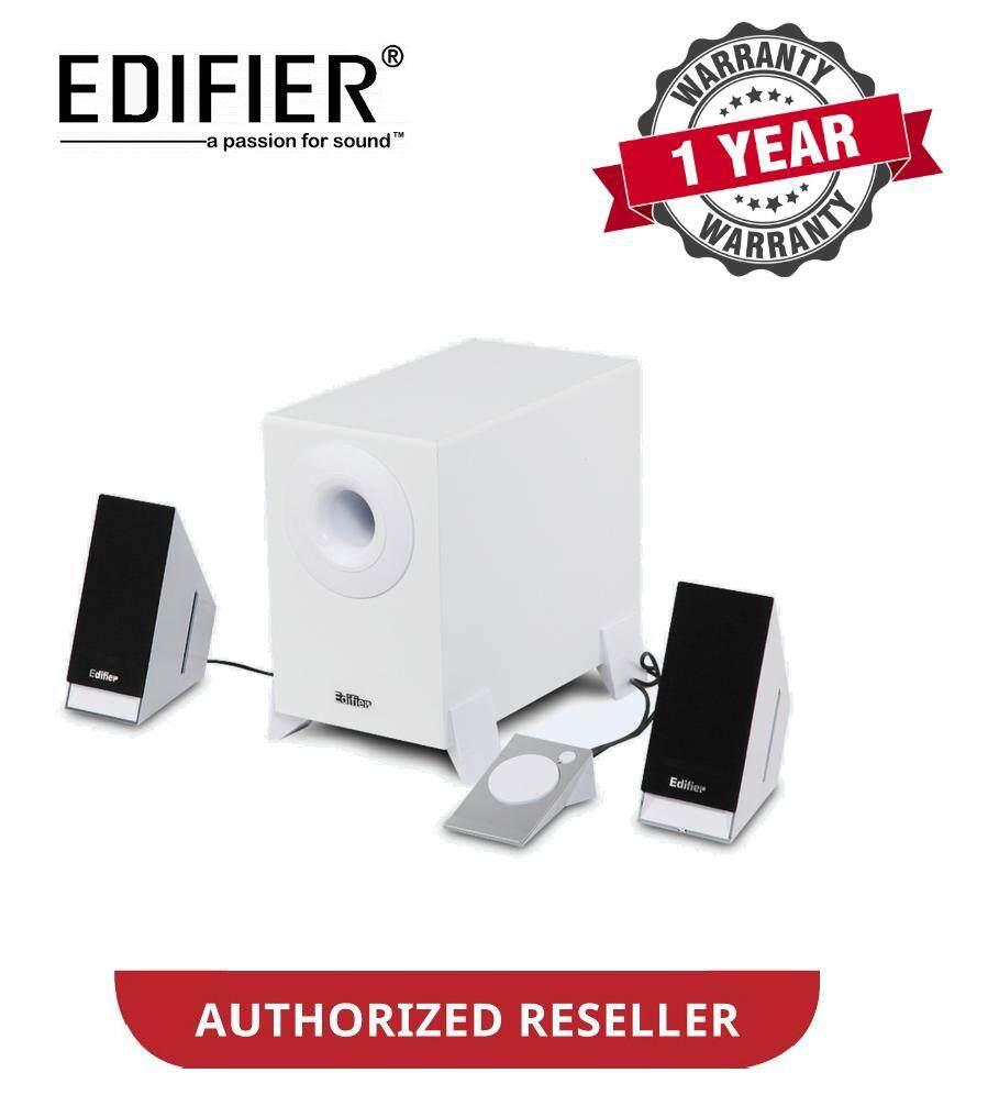 Edifier M1360 High Quality Speaker System (GREY&WHITE) Malaysia