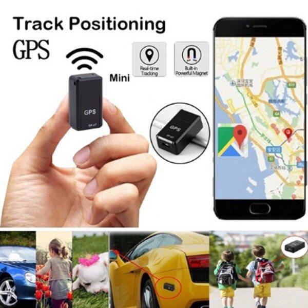 [HCM]XẢ HÀNG - GF07/GF21gps Tracker Mini GPS Thời Gian Thực Cho Xe Ô Tô Tracker Điều Khiển Bằng Giọng Nói Ghi Âm Định Vị Độ Nét Cao Microphone WIFI + LBS + GPS Pos