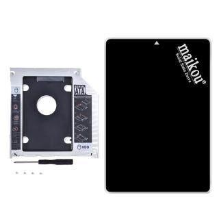 Harayaa Ổ Cứng SSD SSD SSD 2.5 60G Bên Trong + Khay Chứa Quang 9.5Mm thumbnail