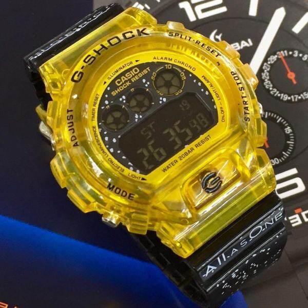 G Sh0ck Yellow Black DW 6900 Malaysia
