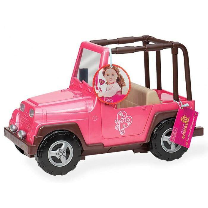 (bd37277z) Our Generation, 4 X 4 Car By Kidzstoreland.