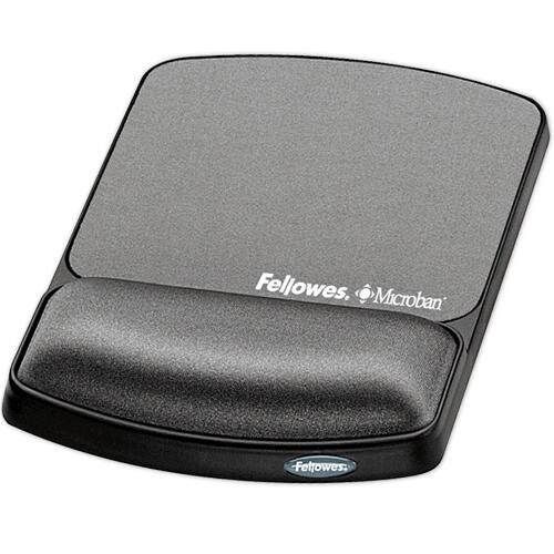 Fellowes Mouse Pad / Wrist Support with Microban® Protection Malaysia