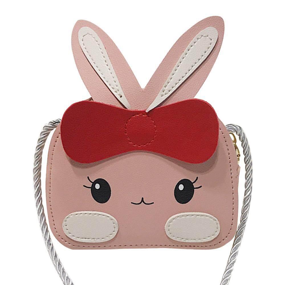 Giá bán Ali-Có Đeo Chéo Túi Đeo Vai Mini Thời Trang Trẻ Em Ví Thỏ