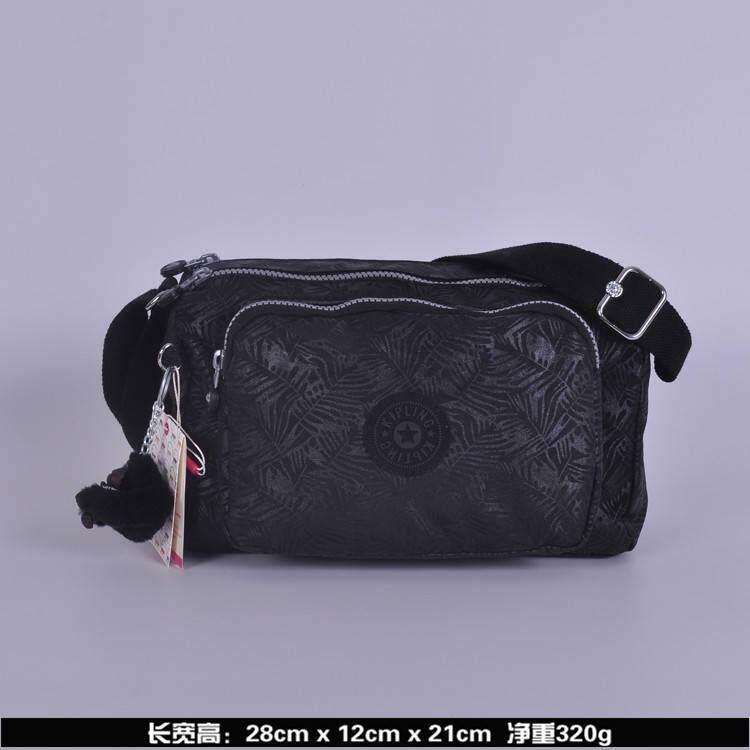Kipling_ Canvas Shoulder Bag Women's Crossbody Bag Travelling Bag