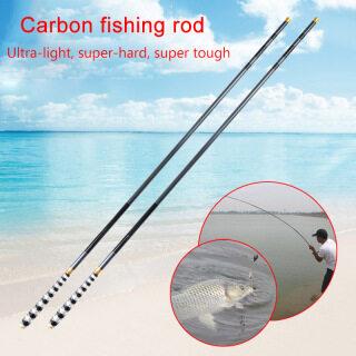 Cần Câu Cá Chép Siêu Nhẹ Siêu Cứng Bằng Sợi Carbon Có Thể Co Rút, Móc Cần Câu Cá Suối thumbnail