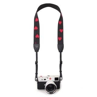 Máy Ảnh Có Dây Đeo Cổ Dây Treo Cho Canon SLR Fuji Xt30 Xt4 Polaroid Thẻ Đen Dây Đeo SONY RX100 Micro Single A6400 A7R3 Sách Nhỏ Màu Đỏ, INS Wind Dễ Thương thumbnail