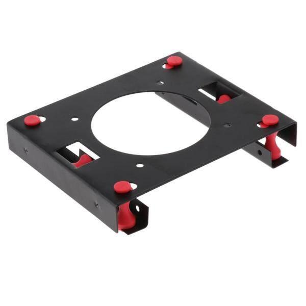 Bảng giá Sunnimix SSD Chân Đế Giảm Chấn Chống Sốc 3.5 Đến 5.25 Adapter Giá Đỡ-Đen + Đỏ Phong Vũ