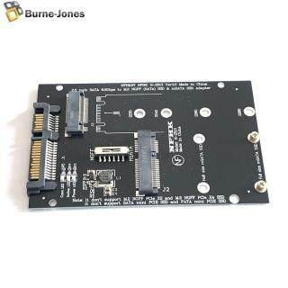 Thẻ Mở Rộng Mở Rộng 2 Trong 1 M.2 MSATA SSD Sang SATA 7 15Pin 2.5 Inch Cho Máy Tính Để Bàn thumbnail
