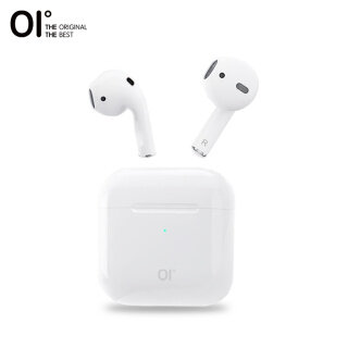 OI PF Tai Nghe Không Dây Bluetooth 5.0, Tai Nghe Chơi Game Âm Trầm Sâu Điều Khiển Cảm Ứng Với Micro HD thumbnail