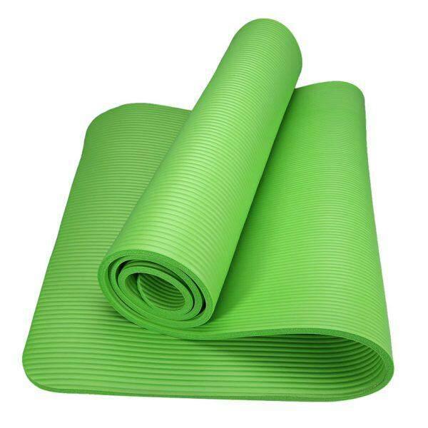 Bảng giá Thêm Độ Dày NBR 10-MM Tập Yoga Thảm Tập + Tặng Dây Đeo