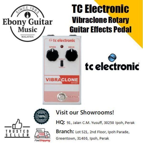 TC Electronic Vibraclone Rotary Guitar Effects Pedal Malaysia