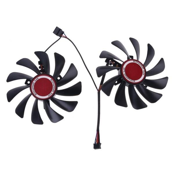 Bảng giá 2Pcs 95Mm FDC10U12S9-C CF1010U12S Cooler Fan, Quạt Làm Mát Card Đồ Họa XFX Radeon RX580 RX590 Phong Vũ
