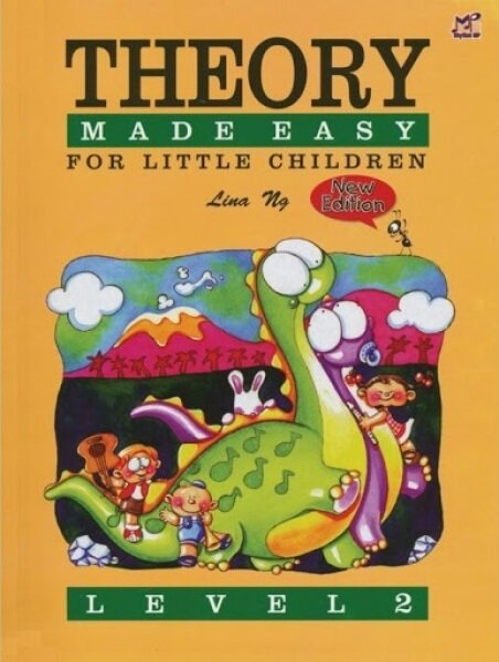 Theory Made Easy for Little Children Level 2 Malaysia
