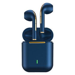 Tai Nghe Bluetooth TWS Mới Tai Nghe Stereo Không Dây Chân Thực Tai Nghe Nhét Tai Rảnh Tay Tai Nụ Cho Điện Thoại Di Động thumbnail