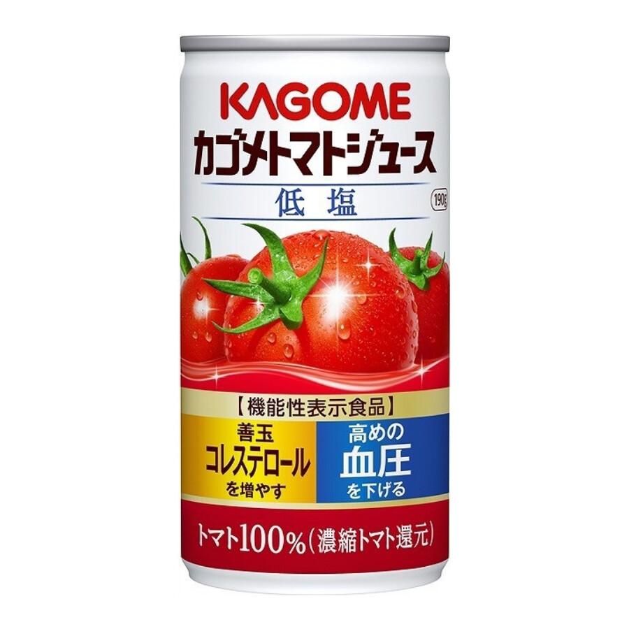 NEW! JAPAN KAGOME Vegetable / Tomato Juice 190g IMPORTED FROM JAPAN  TANOSHIYA   Lazada