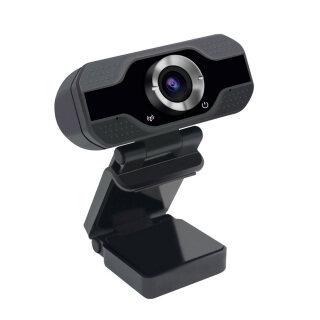 ESCAM Webcam PVR006 HD 1080P, Camera Quay Video USB Webcam Cắm Và Chạy Usb Cho Máy Tính Để Bàn Máy Tính Xách Tay Pvr006 1080P thumbnail