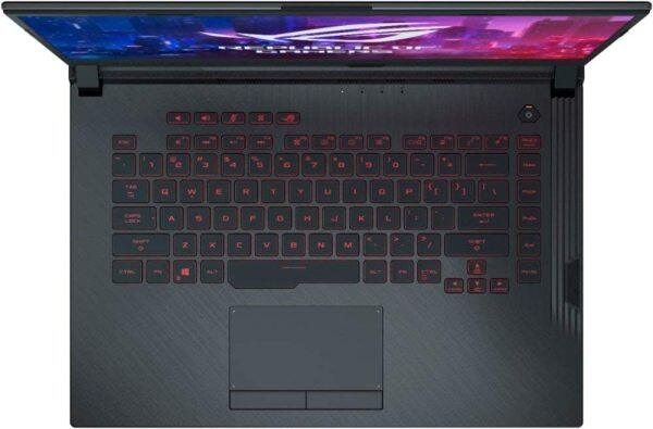 ASUS ROG 15.6 FHD WLED-Backlit Gaming Laptop, Intel 6-Core i7-9750H 2.6GHz up to 4.5GHz, 8GB DDR4, 512GB PCIe SSD, NVIDIA GeForce GTX 1650, 802.11ac, Bluetooth, Backlit Keyboard, HDMI, Windows 10 Malaysia