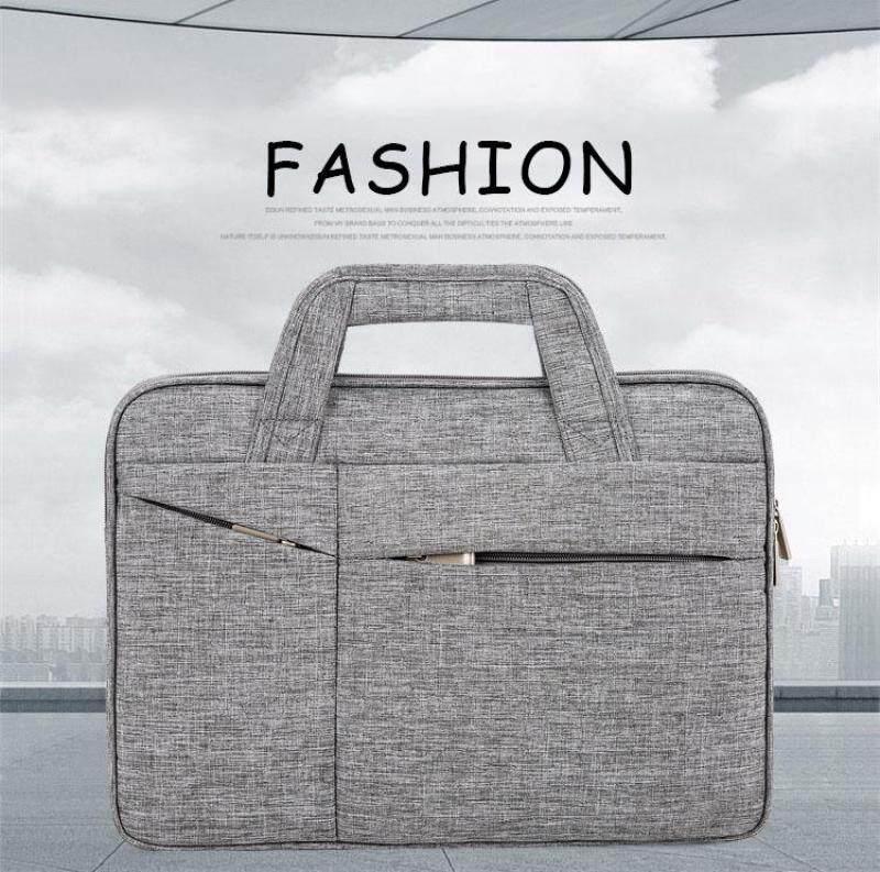 Unique2017 Mens Simple Lightweight Oxford Cloth Nylon Tablet Bag Messenger Bag Retro Handbag Business Tote Bags Large Capacity Casual Shoulder Bag Business Briefcase