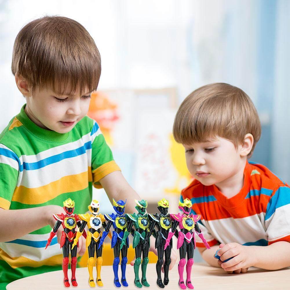 [Fnatic Store] 6 Trẻ Em Bị Biến Dạng Robot Đồ Chơi Hoạt Hình Truyện Tranh Nhân Tạo Hoạt Động Chung