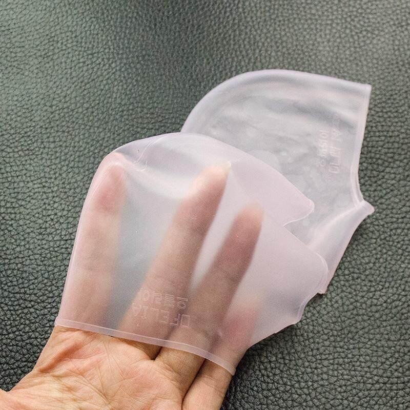 Import Protection Heel Sleeve Female Summer Foot Strap Anti-Dry Heel Pain Foot Sock Ultra-Thin Silica Gel Night