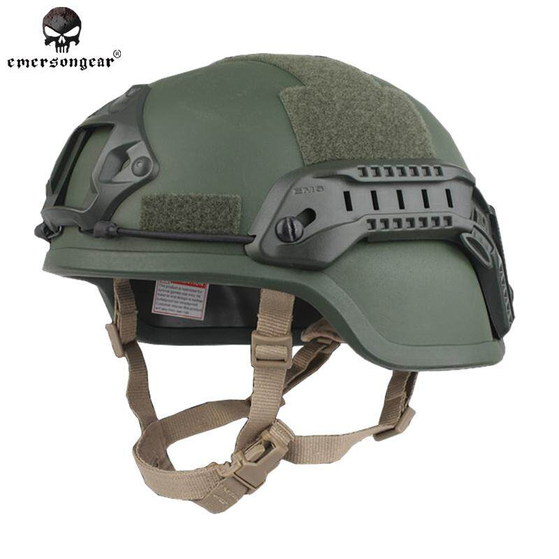 Emerson ACH MICH 2000 Helmet Special Action Version Tactical Military Airsoft Helmet Protective Helmet EM8978
