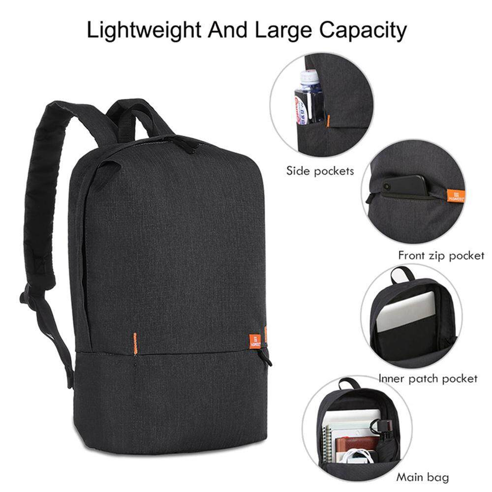 8f7d605cafca Foonee Outdoor leisure small backpack Unisex Classic Water Resistant School  Backpack Fits 14Inch Laptop