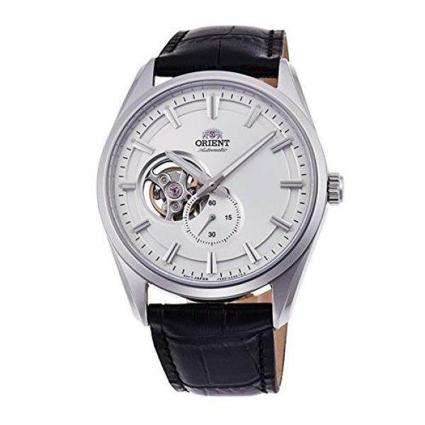 ORIENT Contemporary semi skeleton small second watch mechanical white RN-AR0003S Mens Malaysia