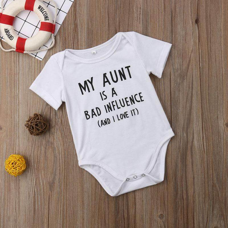 a15a5b8c1b3 Newborn Kids Baby Boys Girls Romper Casual Summer Clothing Letter Print  Short Sleeves One Piece Tops