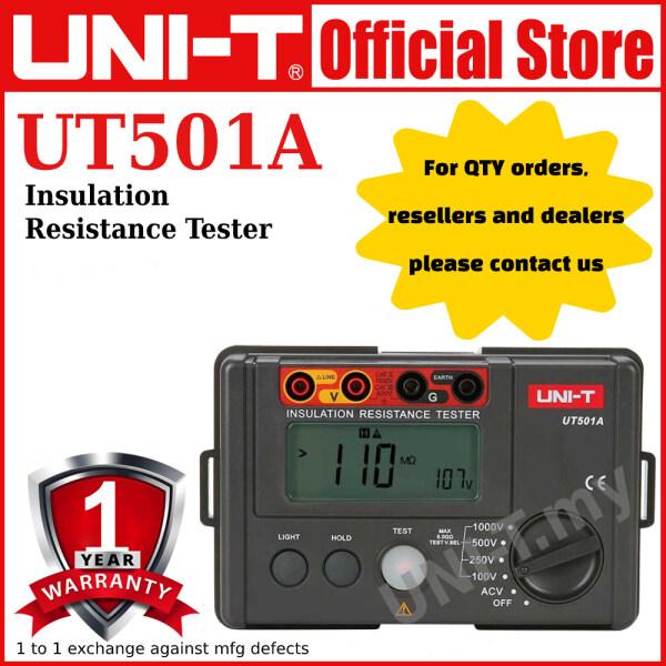 UNI-T UT501A Insulation Resistance Tester