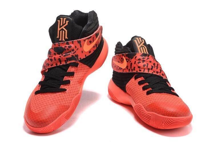 2019 Stok Tersedia Nike_Kyrie_2_EP_Irving 4th Generasi Pria Sepatu Basket Sport Sepatu Sneaker Luar Ruangan Diskon Dijual Secara Online