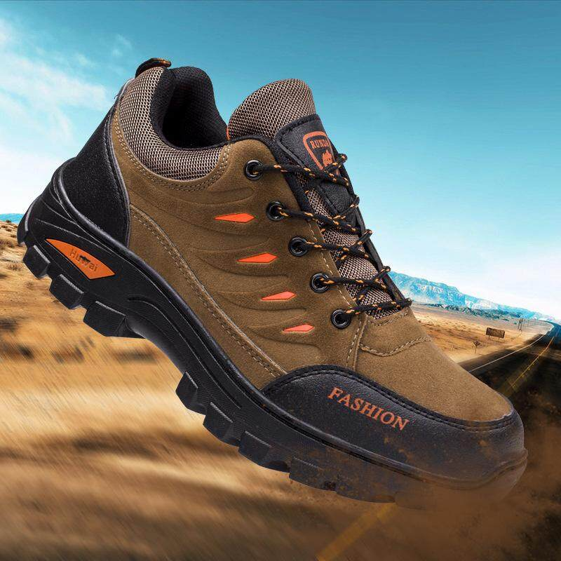 2bc364a62c8 New Arrival Classics Style Men Hiking Shoes Lace Up Men Sport Shoes Outdoor  Jogging Trekking Sneakers