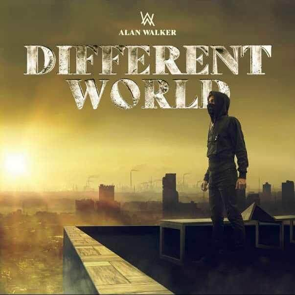 New Cd Alan Walker : Different World (15songs / Imported) By Onekm Animation Shop.