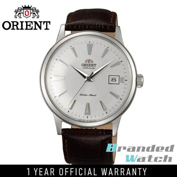 Orient FAC00005W Man Bambino 2nd Generation Automatic Steel Leather Watch AC00004B Malaysia