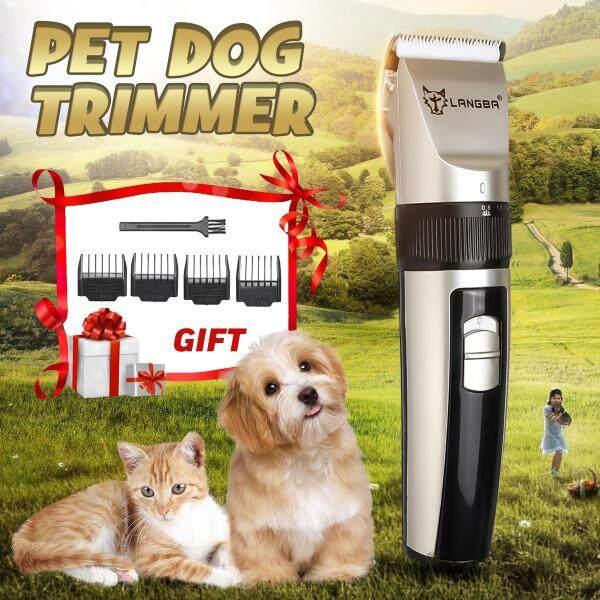 Chó Mèo Clip Lược Chải Lông Lông Động Vật Chuyên Nghiệp Máy Cạo Râu Điện