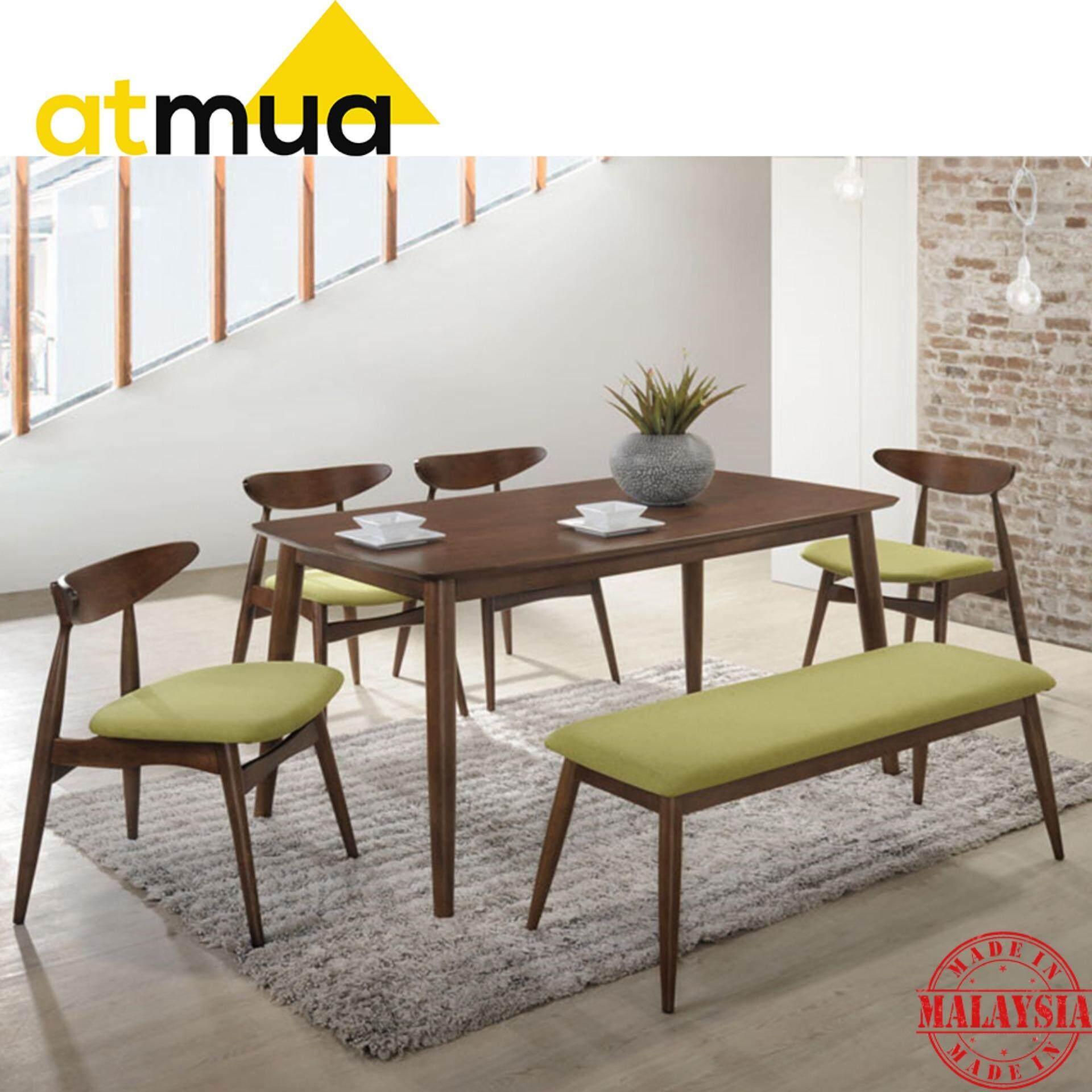 Atmua Borato Dining Set 1 Table 4