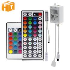 Bộ Điều Khiển LED RGB Bộ Điều Khiển Đèn LED Mini DC12V 44 Phím/24 Phím Bộ Điều Khiển Từ Xa IR Cho Dải Đèn LED RGB 2835 3528 5050