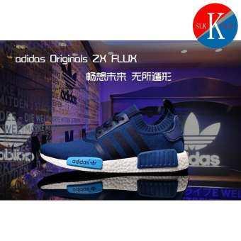 Adidas Original NMD รองเท้าวิ่งรองเท้าผ้าใบ-