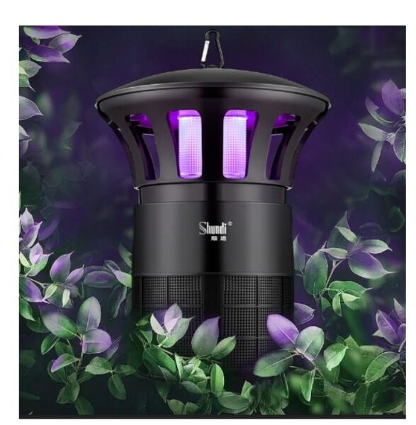 Extra Power mosquito killer lamp household outdoor courtyard garden household commercial mosquito killer-Mute Silent Non-Toxic-Ready Stock from Malaysia